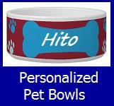 Shop Personalized Pet Bowls